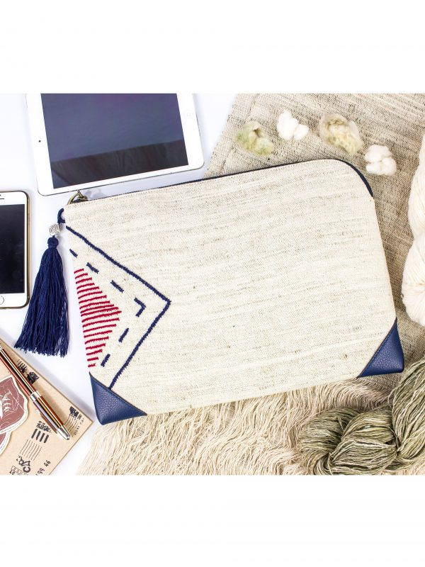 The Founder collection - Clutch Bag