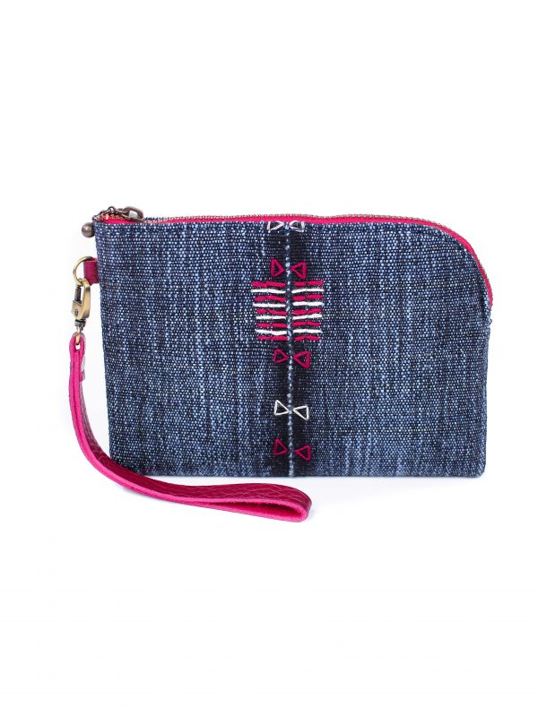 The Founder collection - Wristlet Bag