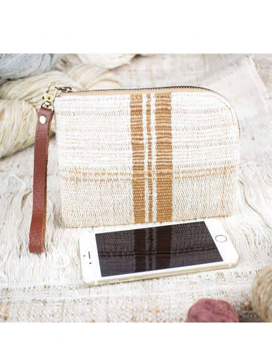Rice Cycle Collection - Wristlet Bag