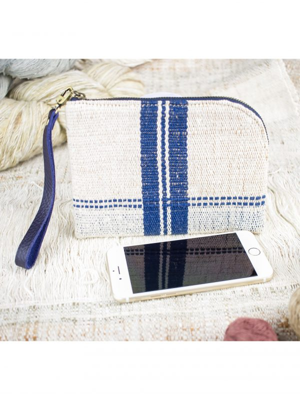 Rice Cycle Collection - Wristlet Bag