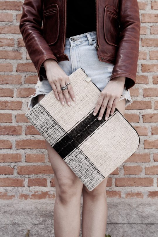 ETHNICA - Rice Cycle Collection - Clutch Bag