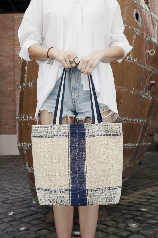 ETHNICA - Rice Cycle Collection - Tote Bag